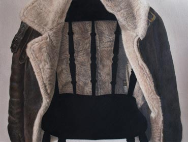 Thumbnail image of Black Chair by Andrew Jackson