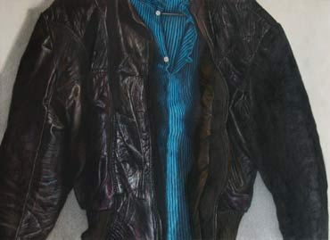 Thumbnail image of Blue Shirt by Andrew Jackson