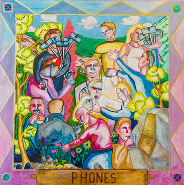Thumbnail image of Phones by Andrew Sales