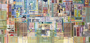 Thumbnail image of City Chaos by Annie O'Connor