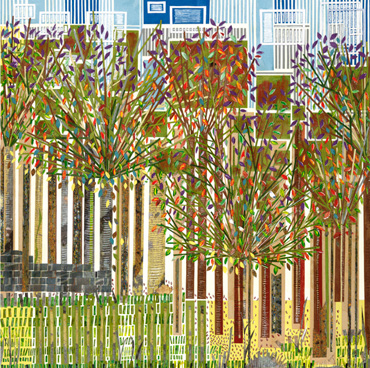 Thumbnail image of Trees by Annie O'Connor