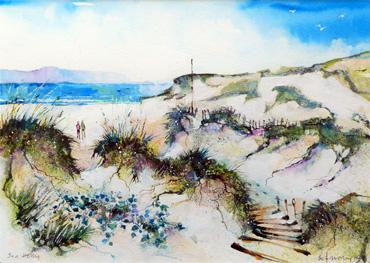 Thumbnail image of Sea Holly by Bob Morley