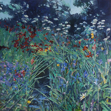 Thumbnail image of Water-Meadow 2 by Christopher Bent