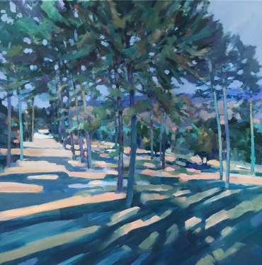 Thumbnail image of Pine Shadows by Christopher Bent