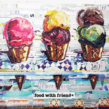 Thumbnail image of I Love Wayne Thiebaud by Danielle Vaughan