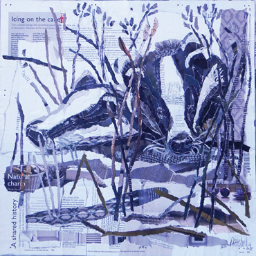 Thumbnail image of Badgers Abound by Danielle Vaughan