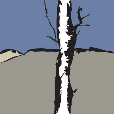 Thumbnail image of Terrain 4 with Tree by David Clarke