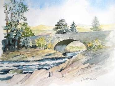 Highland Falls by Di Lorriman