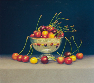 Thumbnail image of Wild Cherries by Dylan Waldron
