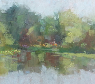 Thumbnail image of Canal View, Aylestone Meadows by Emma Fitzpatrick