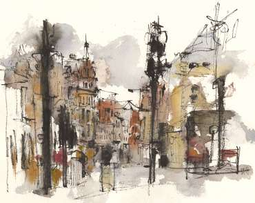 Thumbnail image of Rutland Street, Leicester by Emma Fitzpatrick