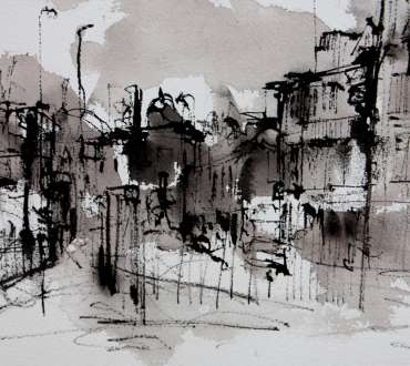 Thumbnail image of Braunstone Gate, Leicester by Emma Fitzpatrick