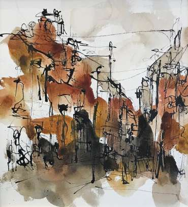Thumbnail image of Millstone Lane, Leicester by Emma Fitzpatrick