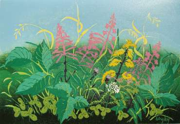 Thumbnail image of Wild Flowers by Frank Bingley