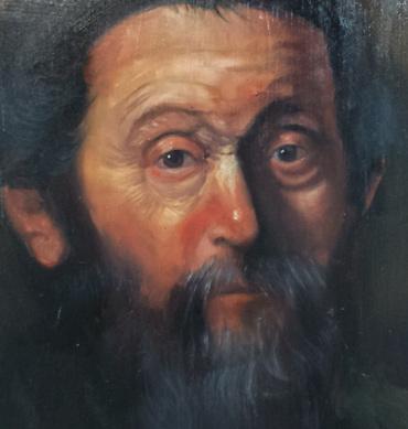 Thumbnail image of Rennaisance Man by George Sfougaras