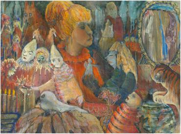 Thumbnail image of Annabelle's Kingdom - Charity Shop by Glen Heath
