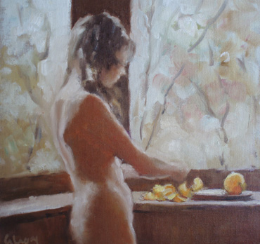 Thumbnail image of Oranges by Graham Lacey