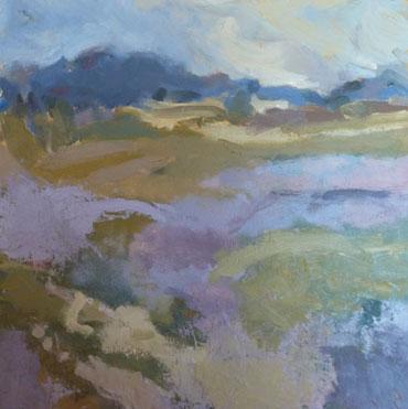Thumbnail image of Middlebere Heath by Hazel Crabtree