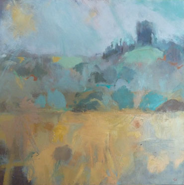 Thumbnail image of Corfe Castle by Hazel Crabtree