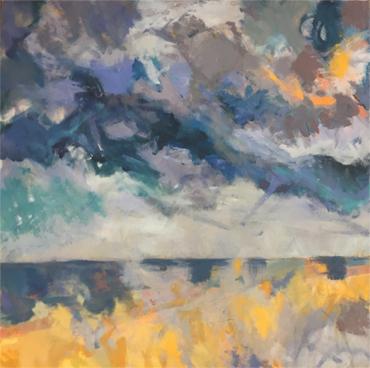 Thumbnail image of Rough Skies by Hazel Crabtree