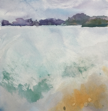 Thumbnail image of Quiet Bay by Hazel Crabtree