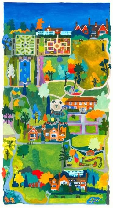 Thumbnail image of Botanic Garden, Leicester by Helen Newton