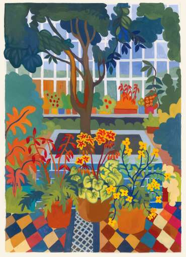 Thumbnail image of Greenhouse 3 by Helen Newton