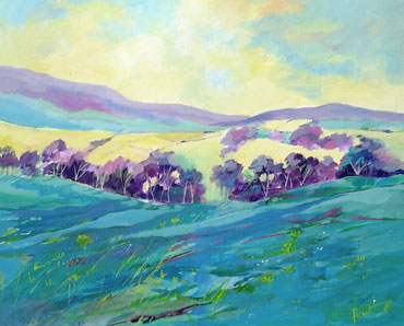 Thumbnail image of O'er Vales and Hills by Irene Peutrill