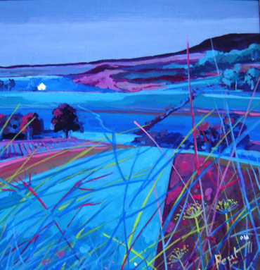 Thumbnail image of Into the Blue by Irene Peutrill