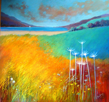 Thumbnail image of Distant Horizon by Irene Peutrill