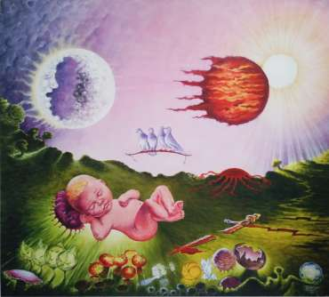 Thumbnail image of Peace in Dreams by Jack Newport