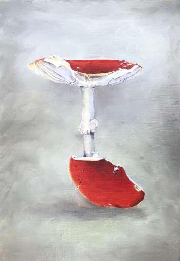 Thumbnail image of Fly Algaric I by Jane Domingos
