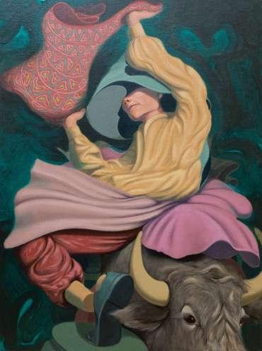 Matador by Jarvis Brookfield