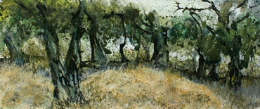 Thumbnail image of Olive Grove by Jo Sheppard