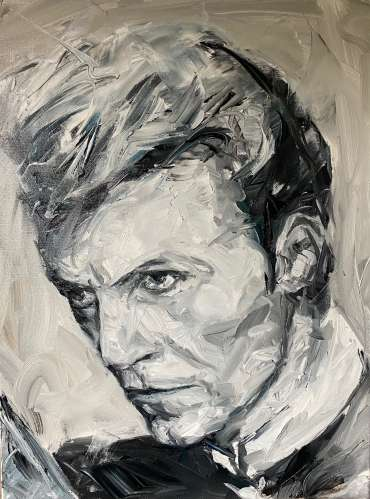 Thumbnail image of David Bowie by Joe Giampalma