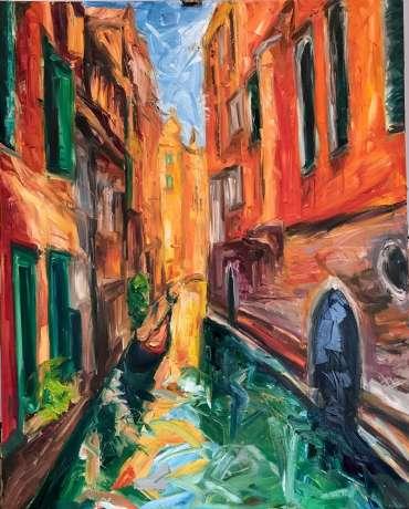 Thumbnail image of Venice Canal by Joe Giampalma