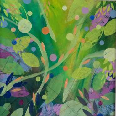 Summer Garden by John Holt