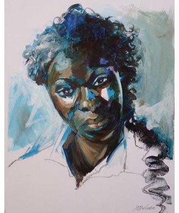 Thumbnail image of Sainabou Faye by Judy Merriman