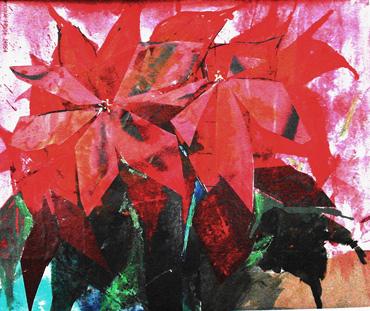Poinsettia by Katie MacDowel