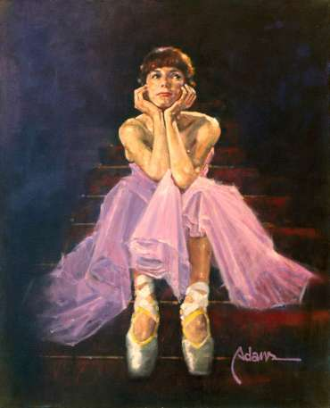Thumbnail image of Darcy Bussell by Kelvin Adams