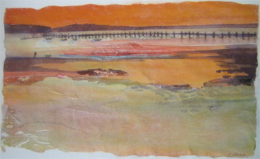 Thumbnail image of Jetty by Linda Gleave