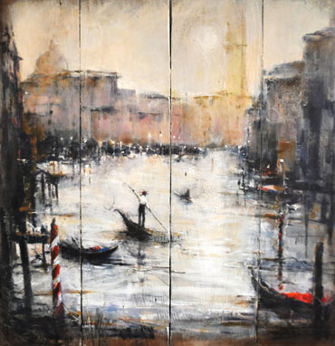Thumbnail image of Early Morning Light, Venice by Linda Sharman