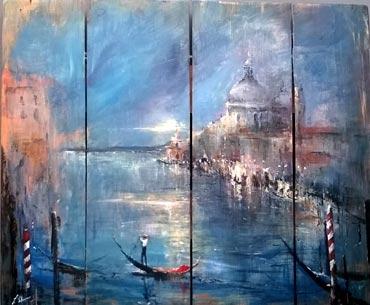 Thumbnail image of Venice Light by Linda Sharman