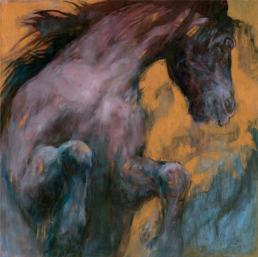Battle by Louise Ellerington