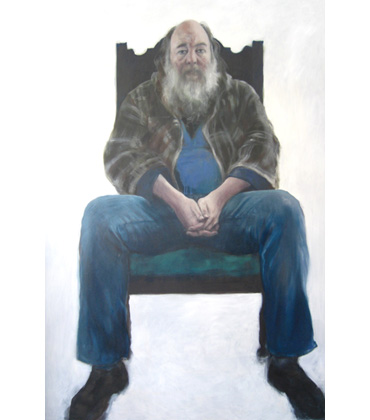 Thumbnail image of Throne in the Clouds by Louise Ellerington