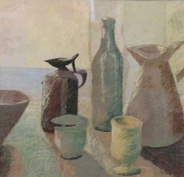 Thumbnail image of Jugs & Bottles by Margaret Chapman