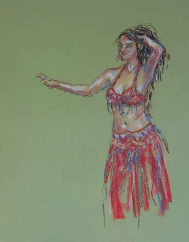 Thumbnail image of Dancing for Edgar by Mark Hancock