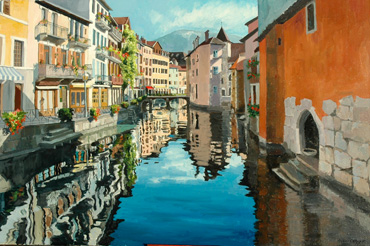 Thumbnail image of Annecy by Mary Rodgers