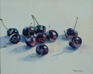 Thumbnail image of Black Cherries by Mary Rodgers