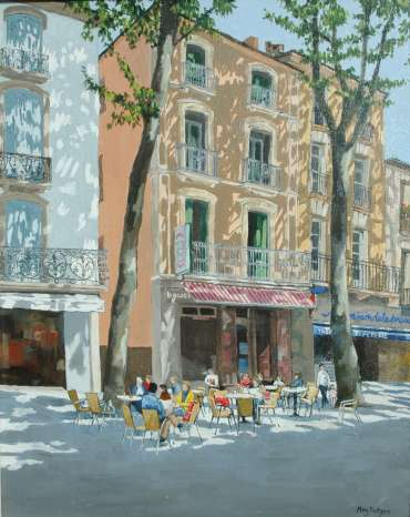 Thumbnail image of Ceret, Spring, France by Mary Rodgers